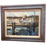 Image of Palace of Fine Arts, San Francisco - Oil on Board