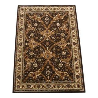 Persian Classic Brown Rug - 8′ × 10′10″