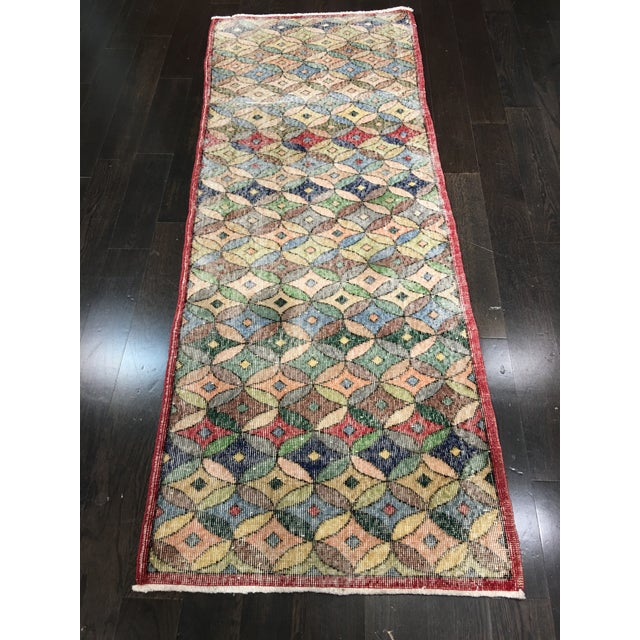 Bellwether Rugs Vintage Turkish Rug 2 8 Quot X 6 11 Quot Chairish