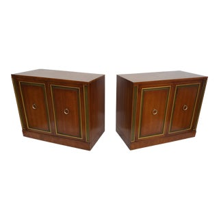 Dorothy Draper For Heritage Cabinets A Pair