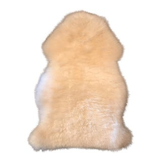 Sheepskin Rug Seat Cushion