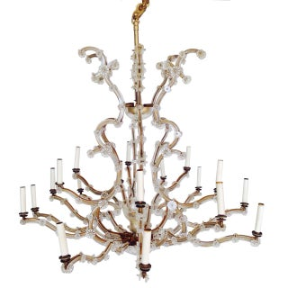 Antique Maria Theresa Chandelier