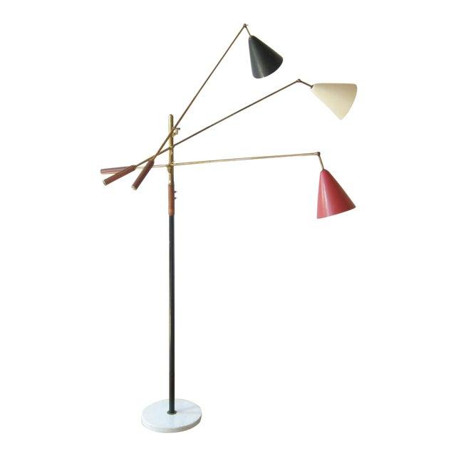 Image of Arredoluce Floor Lamp