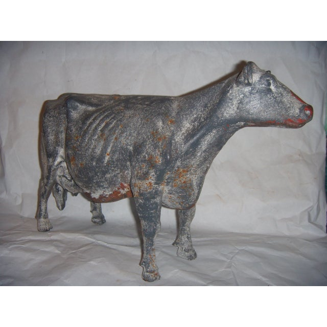 Cast Iron Cow - Image 2 of 11