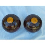 Image of 19th Century Lawn Bowls - Pair