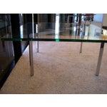 Image of Brueton V Series Coffee Table in Steel