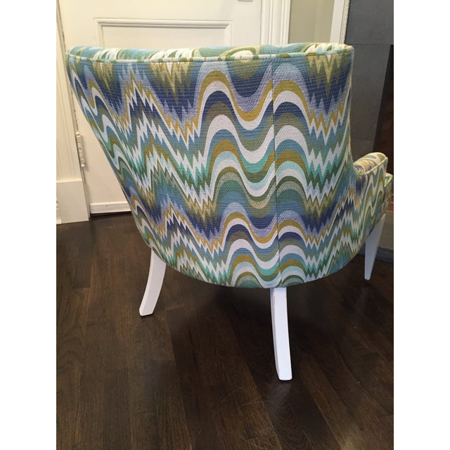 Jonathan Adler Haines Chairs - A Pair - Image 9 of 11