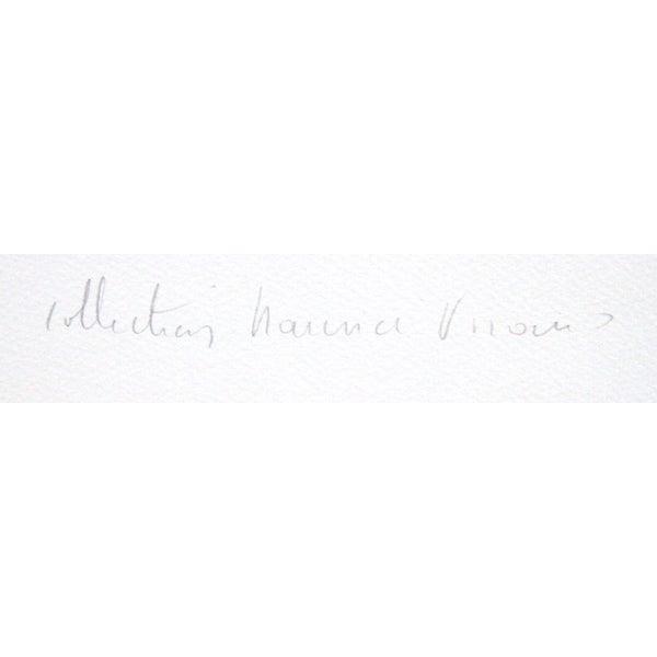 """Pablo Picasso, """"Femme Au Chapeau,"""" Lithograph - Image 2 of 2"""