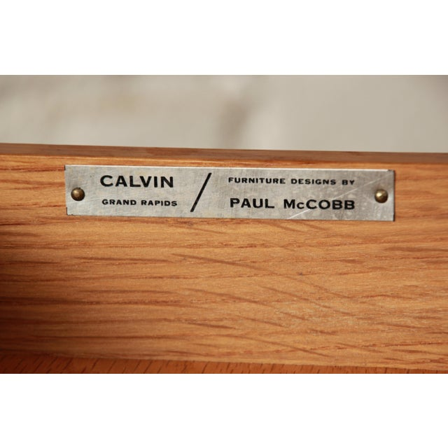 Paul McCobb for Calvin Irwin Collection Bar Cart - Image 11 of 11