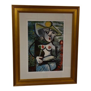 Picasso Numbered Lithograph