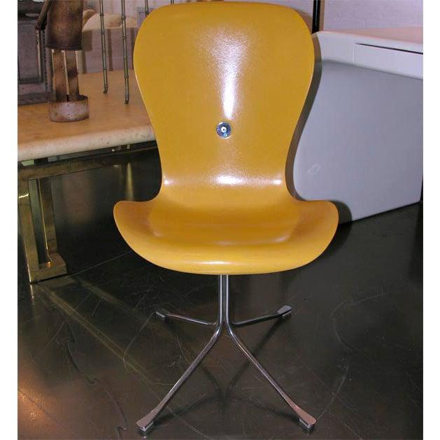 Gideon Kramer Modern Ion Chair - Image 2 of 9