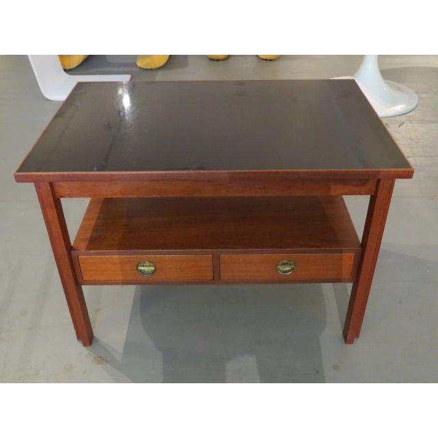 Image of Vintage Fredericia Stole Teak Side Table