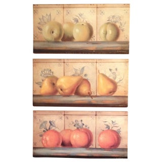 Vintage Fabrice De Villeneuve Prints - Set of 3