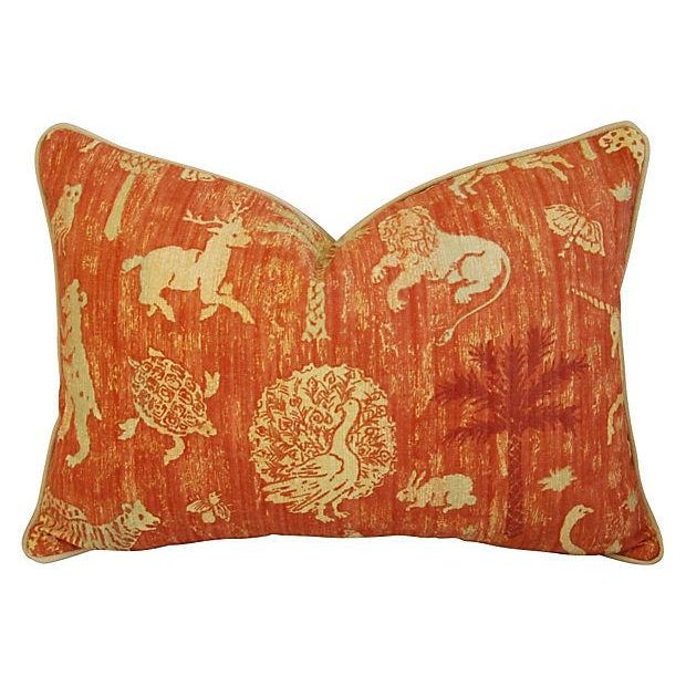 Travers Old World Byzantine Pillows - A Pair - Image 3 of 7