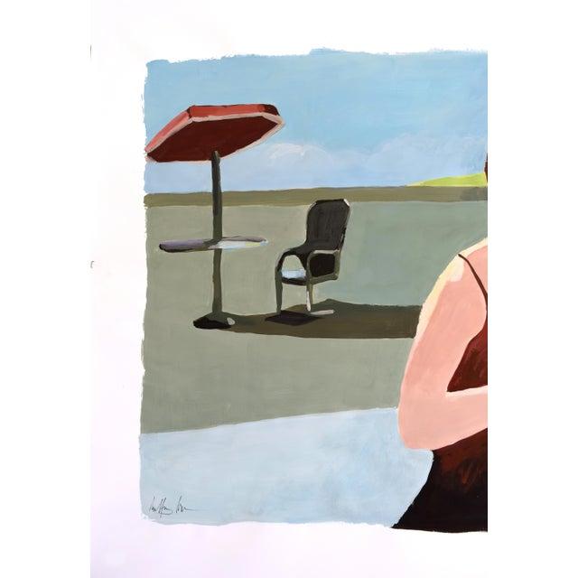 """California Pale"" Original Painting - Image 3 of 9"