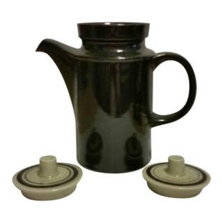 Celebrity China Co Cortez Pattern Coffee Pot