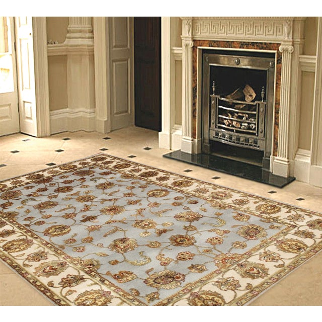 """Pasargad Agra Collection - 4'1"""" X 6' - Image 2 of 2"""