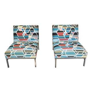 Room & Board Archer Custom Chairs - A Pair