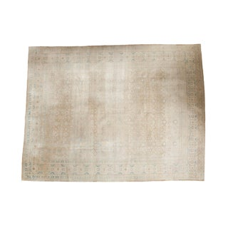 "Vintage Distressed Sivas Carpet - 9'10"" x 12'11"""