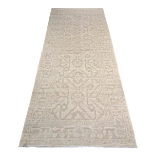 "Bellwether Rugs Contemporary Royal Khotan Runner - 3'2"" X 8'"