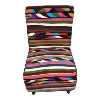 Handmade Kilim Chair