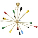 Image of Sputnik Chandelier with 24 Shades
