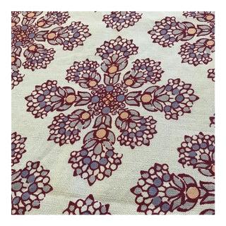John Robshaw Fabric Remnant- 3/4 Yard