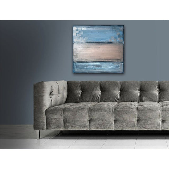 Original Abstract Painting by Linnea Heide - Image 4 of 5