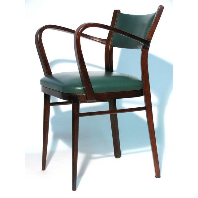 Italian Bentwood Armchair - Image 2 of 7