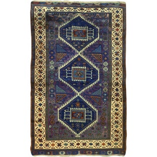 "Antique Yuruk Rug - 6'8"" x 4'3"""