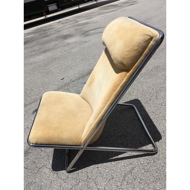Herman Miller Ward Benett Scissor Chair - Image 3 of 5