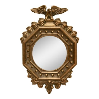Eagle Detail Convex Mirror