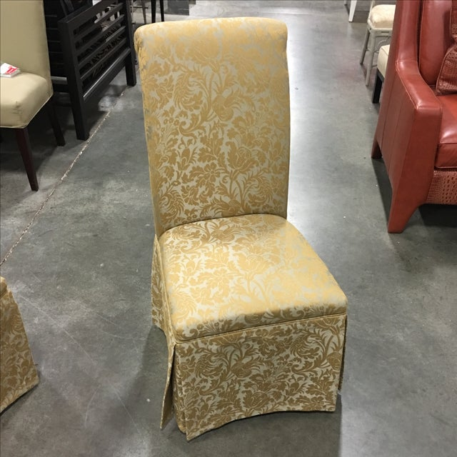 Ornate Accent Chairs - A Pair - Image 5 of 5