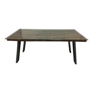 Custom Rustic Modern Table