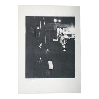 Vintage Heliogravure Photo By Bill Brandt-Verve-Paris-1939
