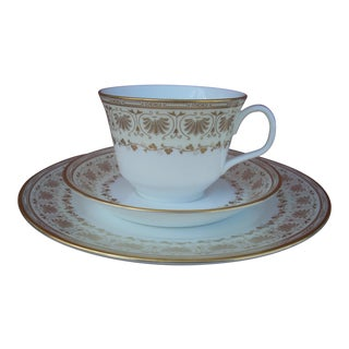 Minton Dessert Set - 3 Pieces