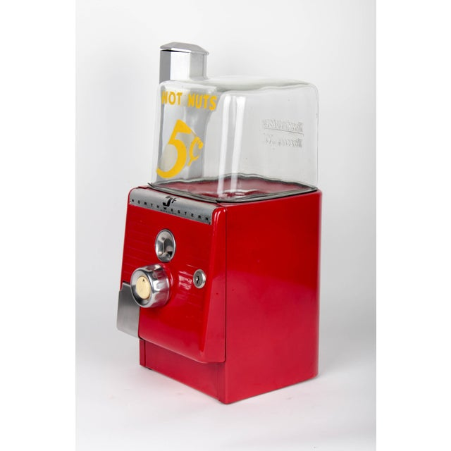 Northwestern Hot Nut Dispenser - Image 4 of 6