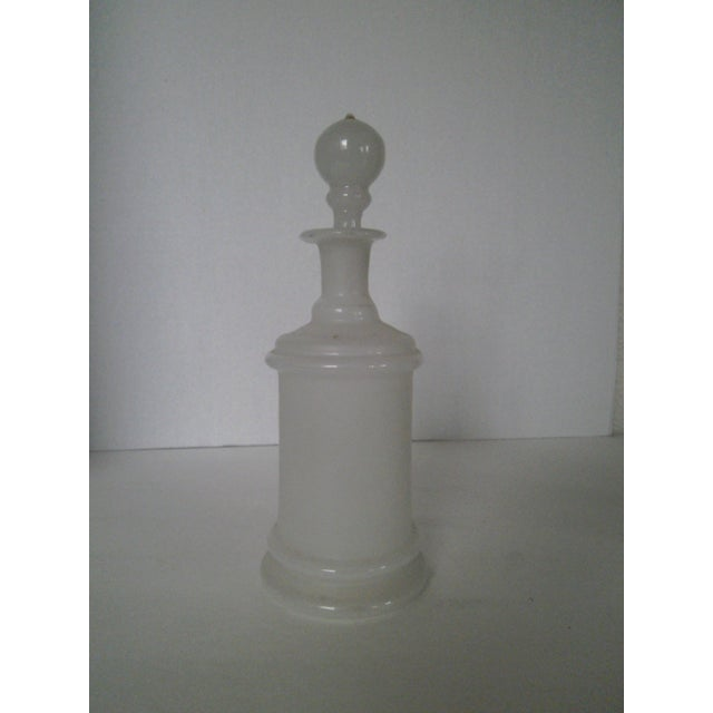 Antique Bristol Glass Decanter - Image 4 of 8