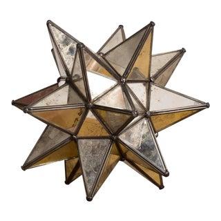 """Decorative Star Sculpture """"Estrella De San Miguel"""""""