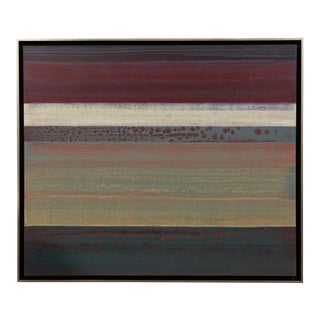 From the Proposal Feature Film: 'Color, Line, Texture #24' Giclee on Canvas