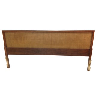 Mid Century King Head Board