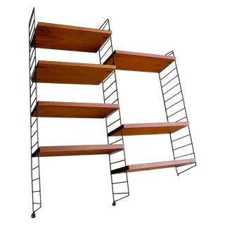 Mid-Century Modern Shelving by Nils Strinning