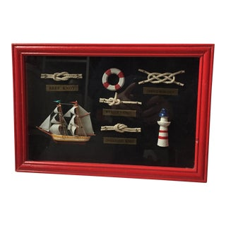Framed Nautical Knots & Models