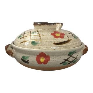 Vintage Studio Pottery Lidded Casserole
