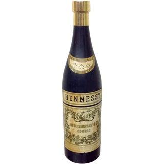 1930s Bakelite Hennessy Cognac Cigarette Caddy