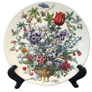 Winterthur Floral Plates - Set of 8