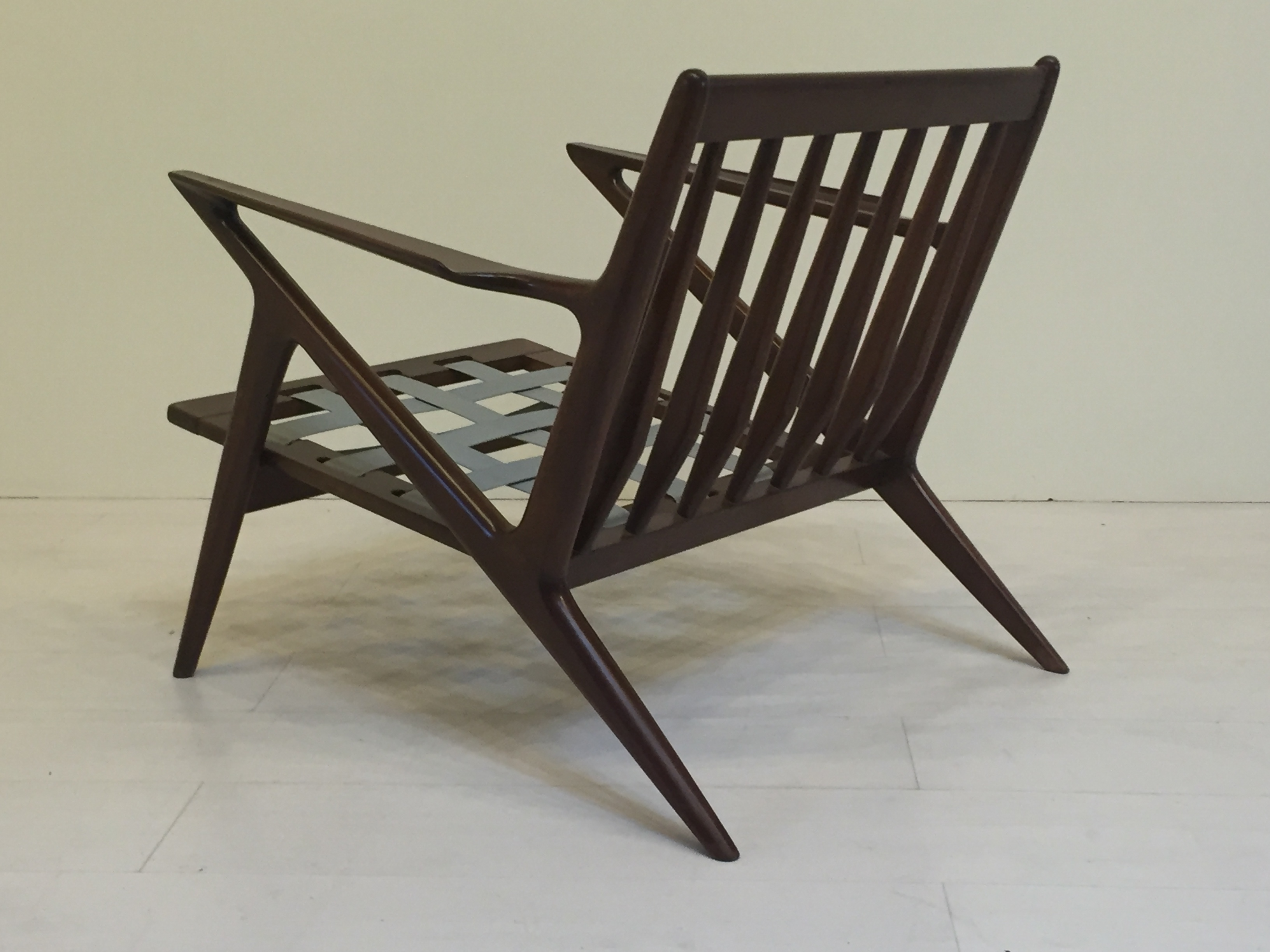 Good Poul Jensen For Selig Z Lounge Chair   Image 5 Of 5