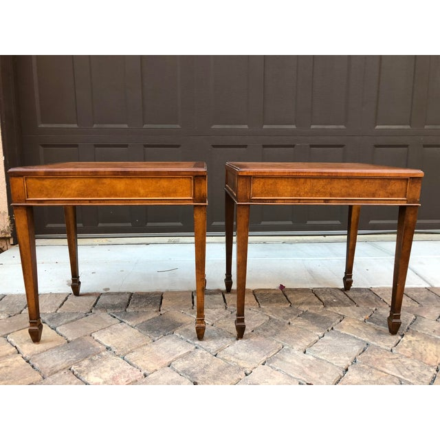 Century Vintage Nightstands - A Pair - Image 8 of 9
