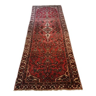 Old Persian Lilihan Malayer Runner - 3' x 9'3""