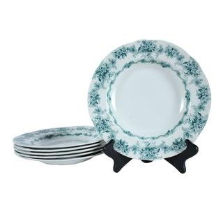 Antique Juno Soup Bowls - Set of 6